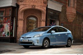 First drive review: Toyota Prius Plug-in