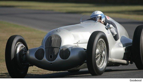 The Silver Arrows at Revival
