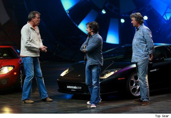 Top Gear Live is go