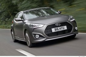 First drive review: Hyundai Veloster Turbo SE