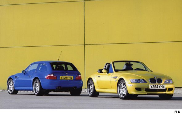 BMw Z3 M Coupe and Roadster