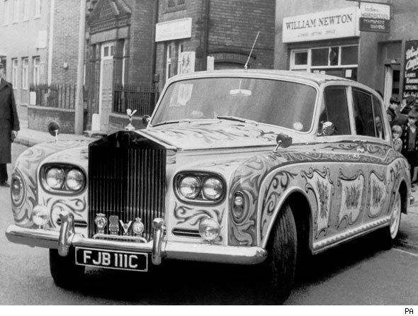 John Lennon's Rolls-Royce