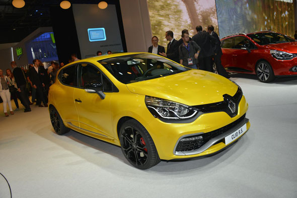 New Clio RS