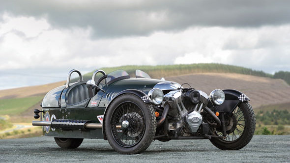 Morgan: News, reviews, pictures and more | AOL Cars UK