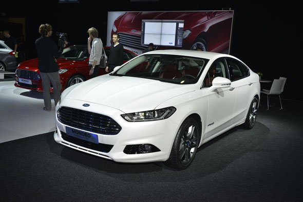 Ford' all-new Mondeo