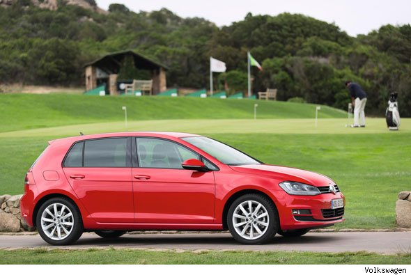VW prices up Golf