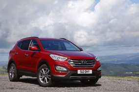 First drive review: Hyundai Santa Fe