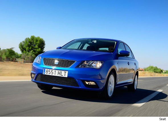 Seat's new Toledo