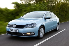 Road test: Volkswagen Passat BlueMotion