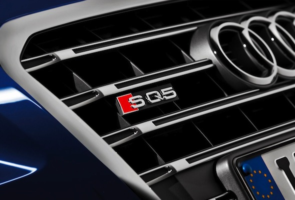 New Audi SQ5 TDI