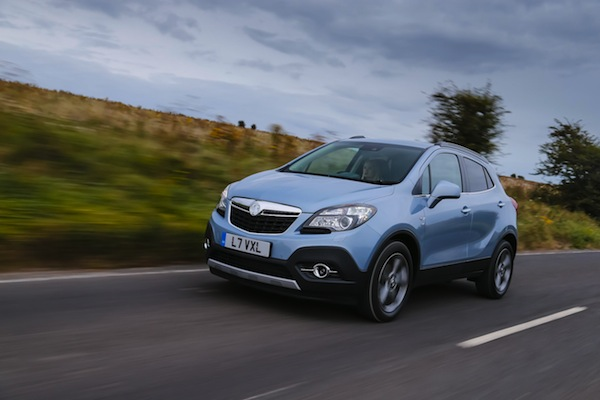 Vauxhall Mokka