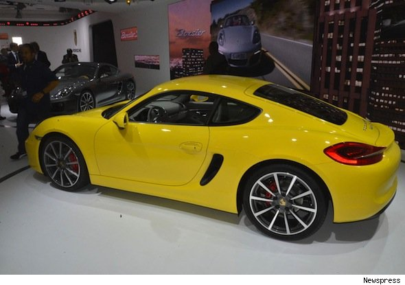 2013 Porsche Cayman