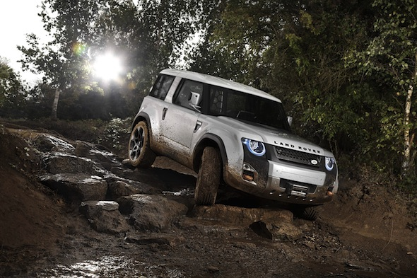 Land Rover DC100