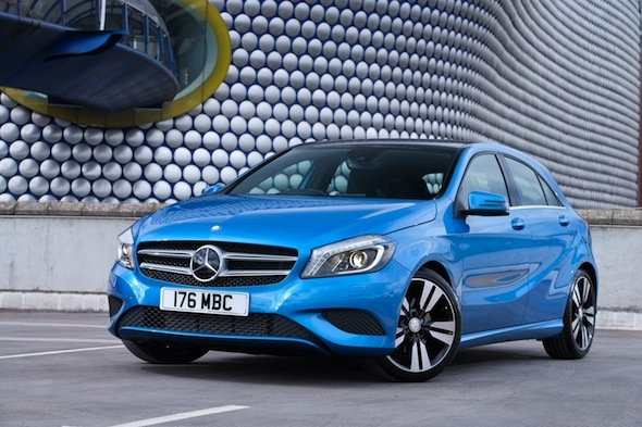 Mercedes-Benz A 200 CDI BlueEFFICIENCY Sport