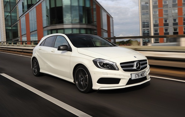 New A-Class