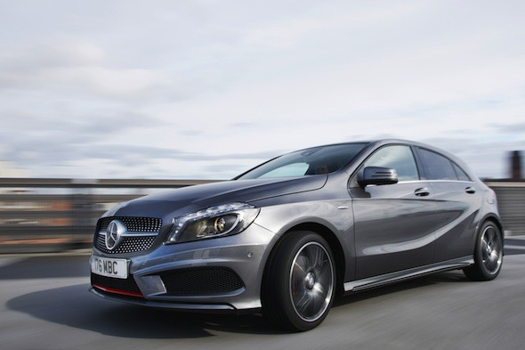 Mercedes-Benz A 250 Engineered by AMG