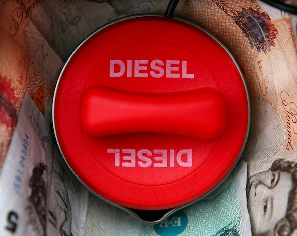 Fuel duty rise cannot be right