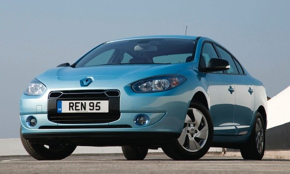 Renault's Fluence