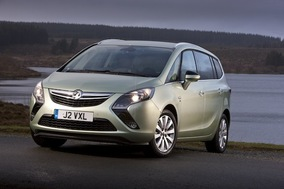 Road test: Vauxhall Zafira Tourer