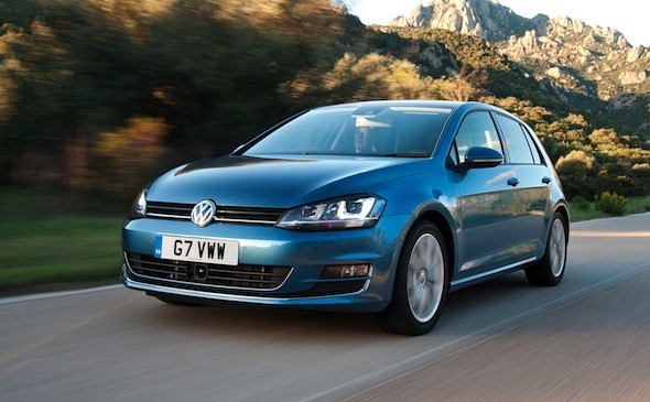 First drive review: VW Golf