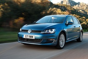 First drive review: Volkswagen Golf MkVII