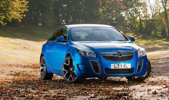 Vauxhall's 170mph Insignia VXR SuperSports