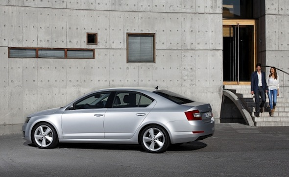 2013 Skoda Octavia
