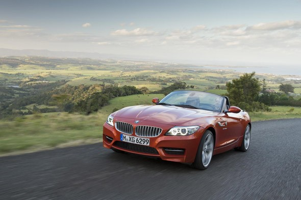 BMW present the revised Z4