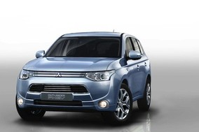 First drive review: Mitsubishi Outlander PHEV