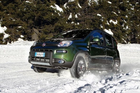 2013 Fiat Panda 4x4