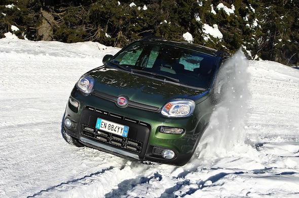 First drive review: Fiat Panda 4x4
