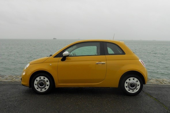 Fiat 500 TwinAir Colour Therapy
