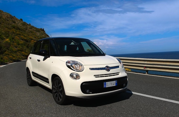 Fiat prices up 500L