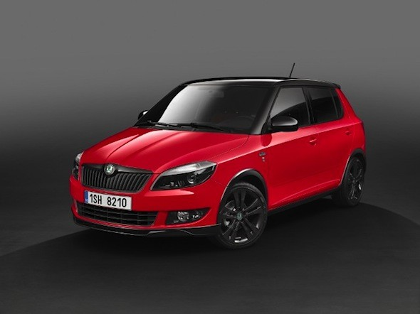 road test skoda fabia monte carlo aol uk cars. Black Bedroom Furniture Sets. Home Design Ideas