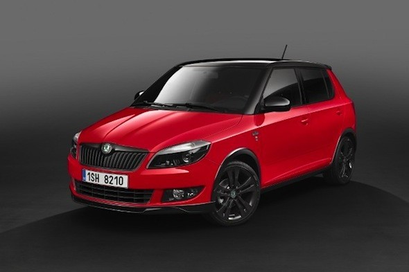 Skoda Fabia Monte Carlo