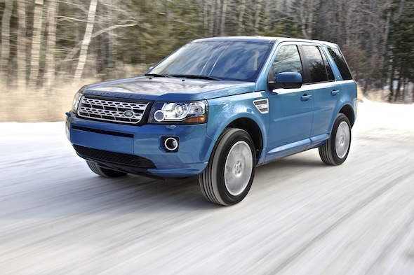 2013 Land Rover Freelander