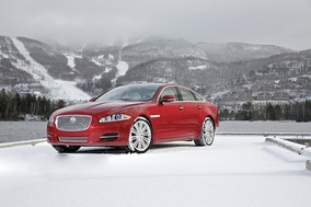 First drive review: Jaguar XJ AWD