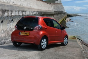 Road test: Toyota Aygo