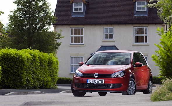 10. Volkswagen Golf