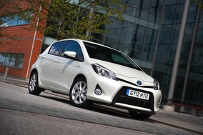 Road test: Toyota Yaris Hybrid