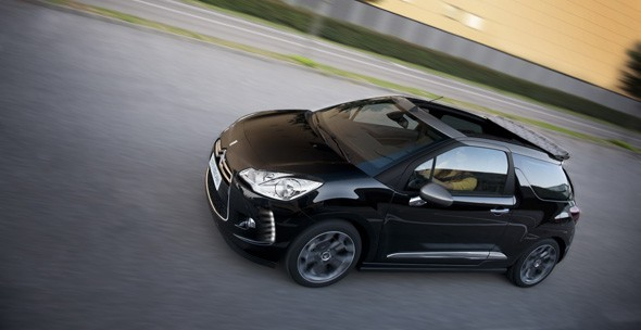 Citroen DS3 Cabrio