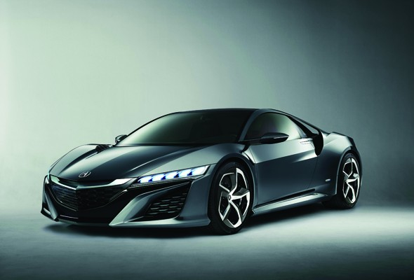 Honda's stunning new NSX edges closer to production