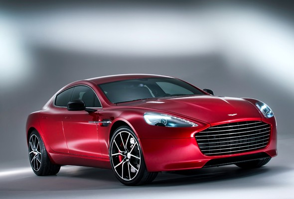 550bhp Aston Martin Rapide S unveiled
