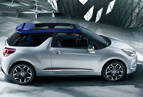 first drive citroen ds3 cabrio aol uk cars. Black Bedroom Furniture Sets. Home Design Ideas
