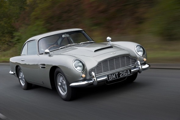 1963 Aston Martin DB5