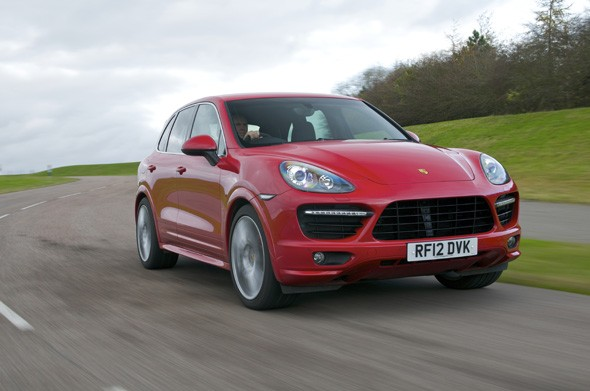 First drive review: Porsche Cayenne GTS