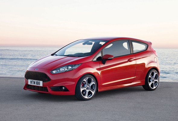Sizzling Ford Fiesta ST prices revealed