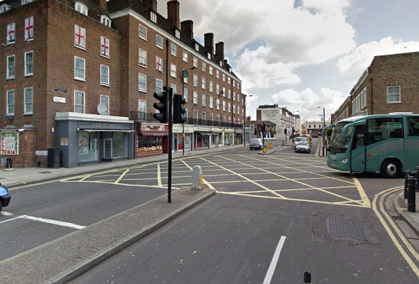 Revealed: The £2.7 million/year box junction - and we get stuck in it