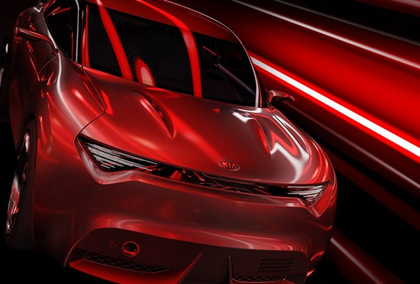 Kia releases images of its Nissan Juke-rivaling small SUV concept