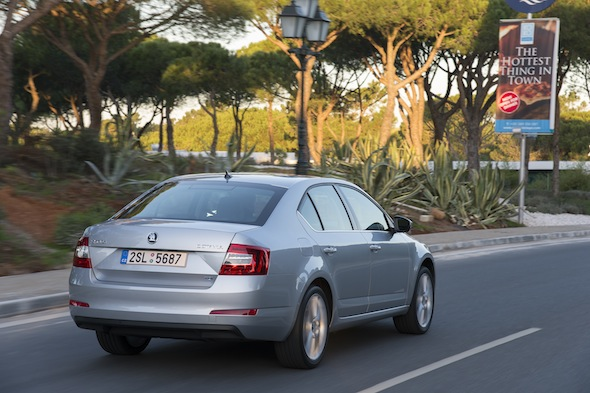 First drive review: Skoda Octavia